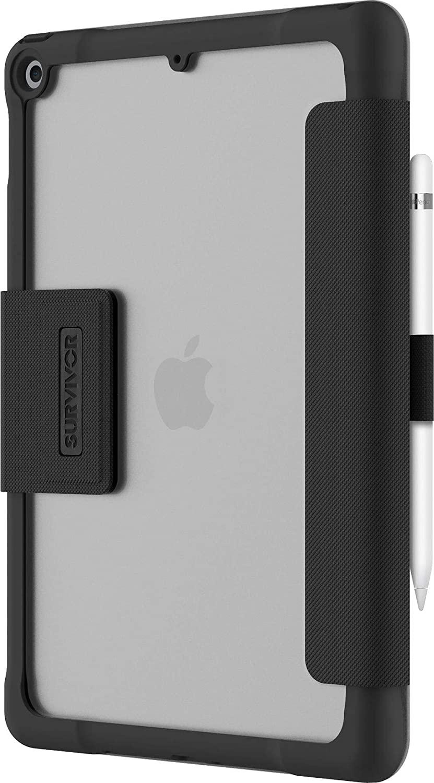 """Griffin Survivor Tactical védőtok iPad 10,2"""" modellekhez."""