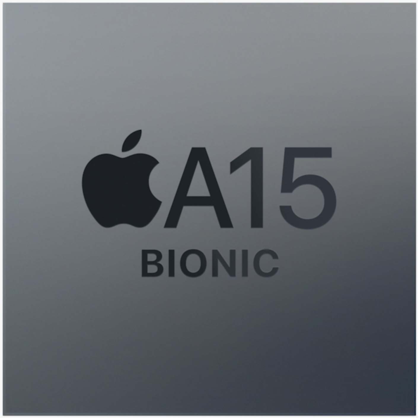 A15 Bionic chip