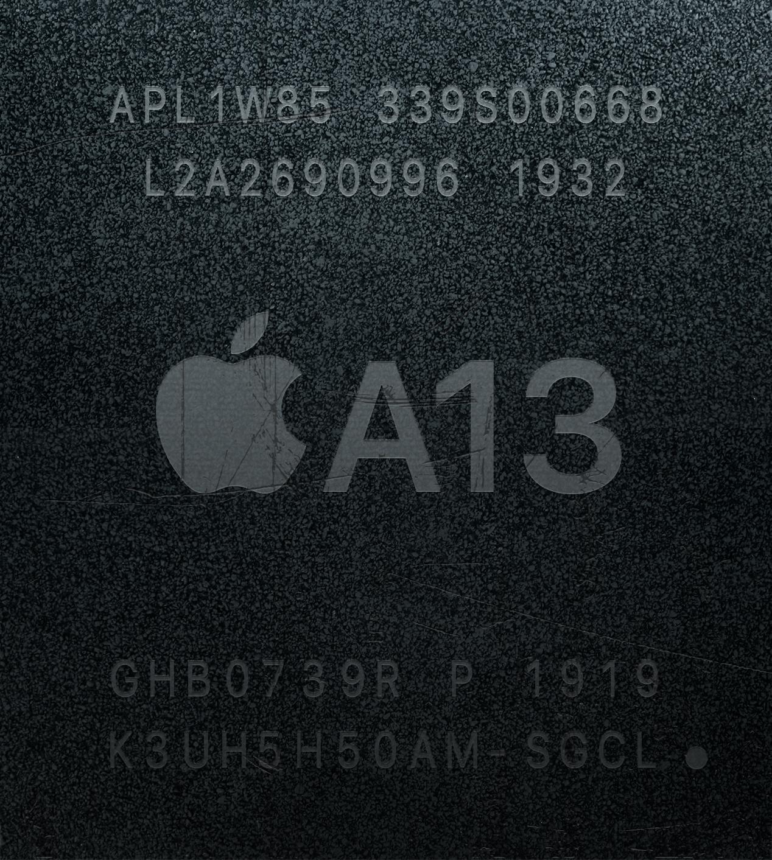 A13 Bionic processzor