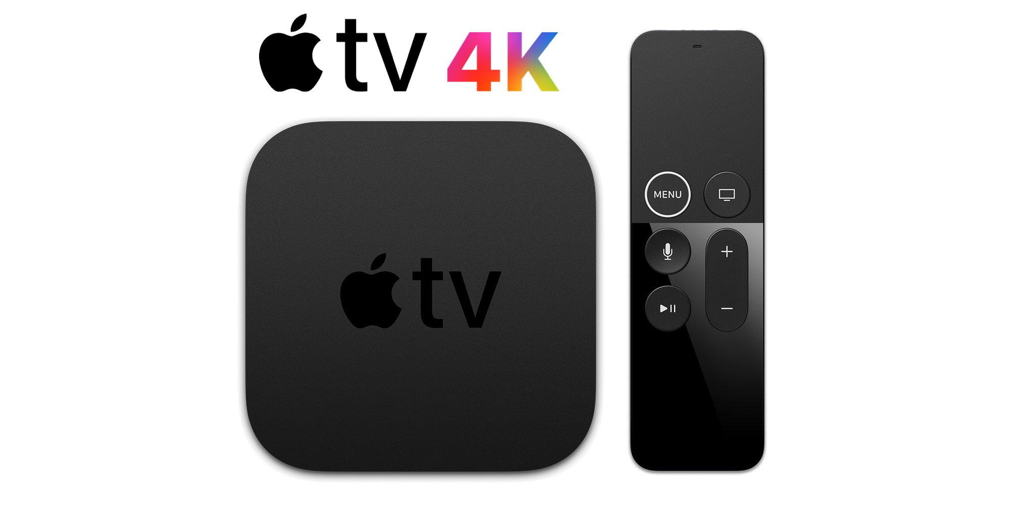 Apple TV 4K médiaközpont