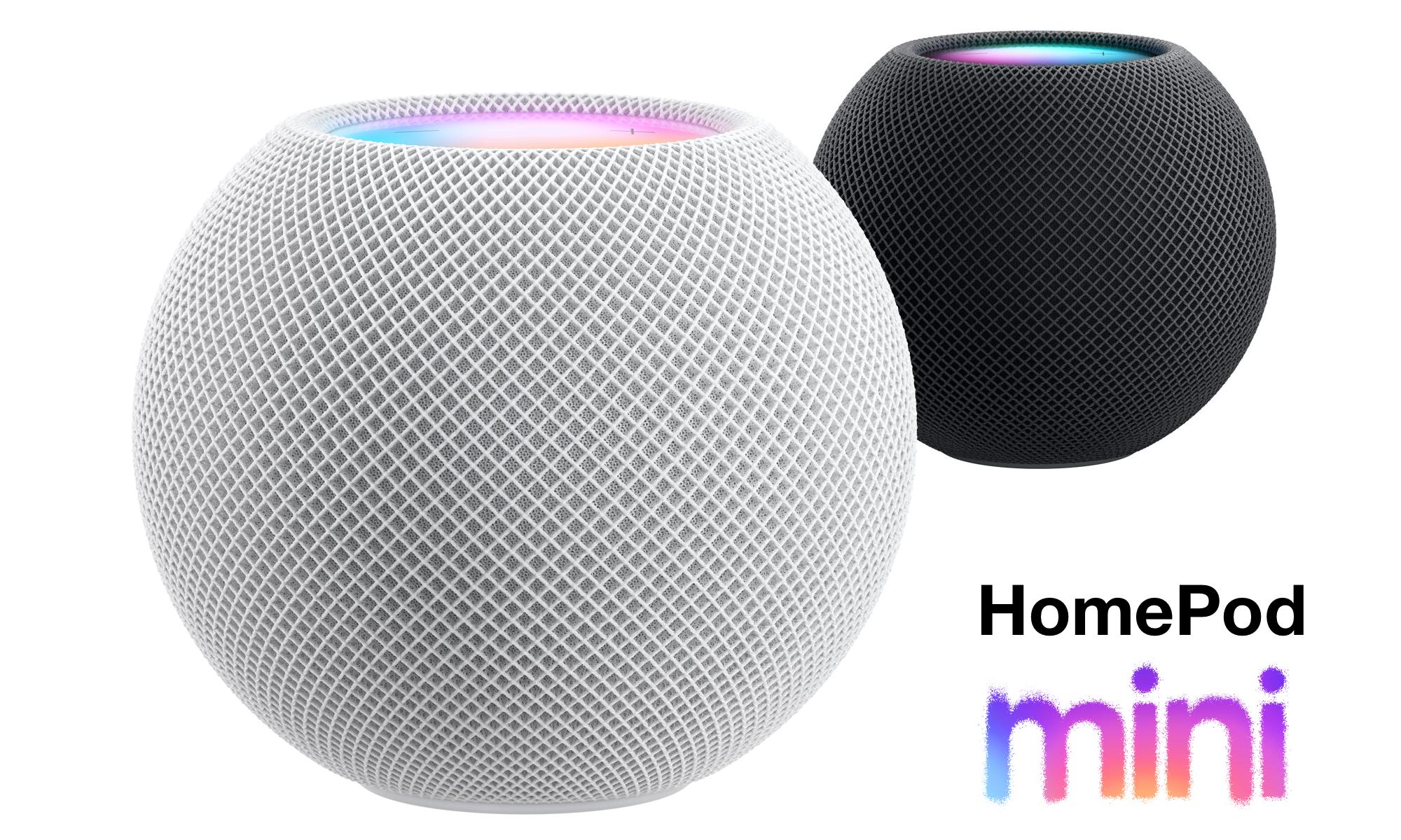 HomePod mini okos hangszóró