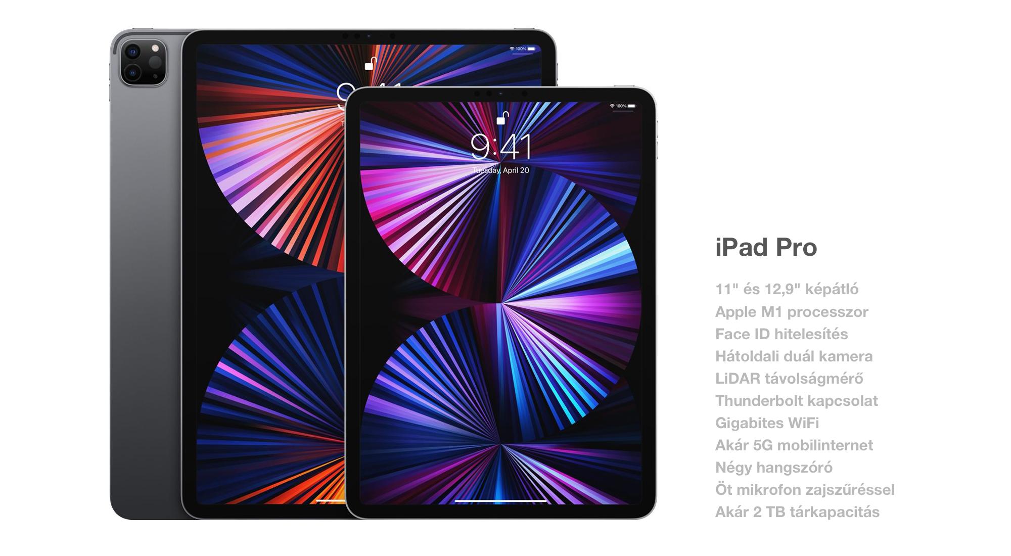 iPad Pro - Egy számítógép tudásával