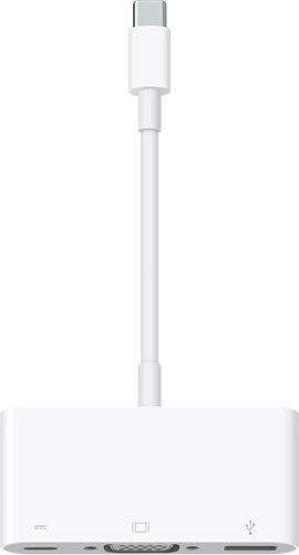 Apple USB-C VGA Multiport Adapter [MJ1L2ZM/A]