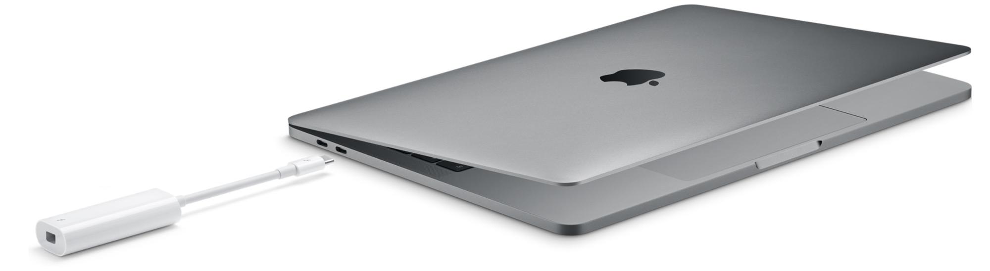 Thunderbolt 3 (USB-C) Thunderbolt Adapter [mmel2zm/a]