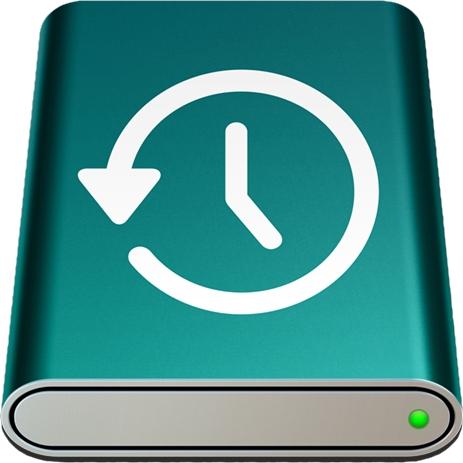 Time Machine - biztonsági mentési technológia