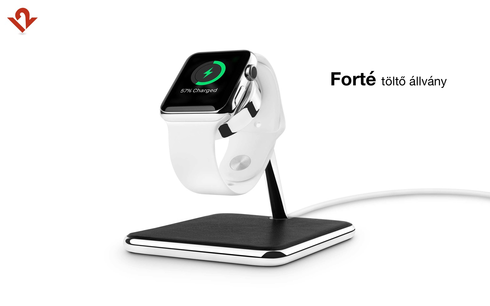 Twelve South Forté elegáns Apple Watch állvány